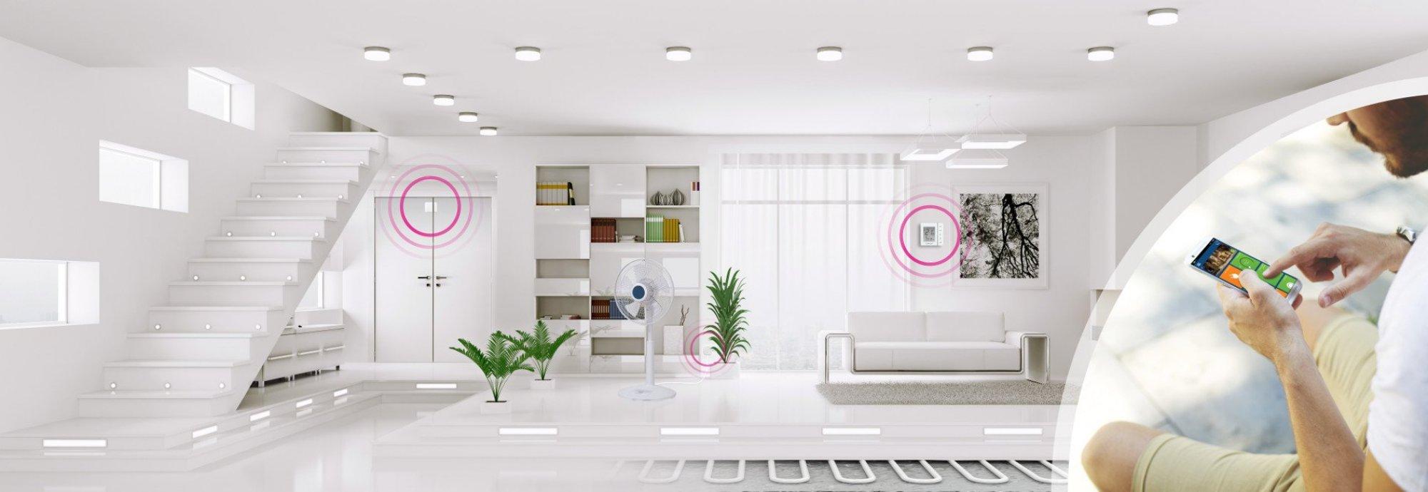 salus it600 smart home
