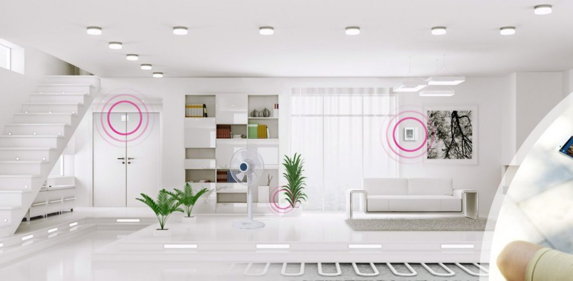 salus it600 smart home
