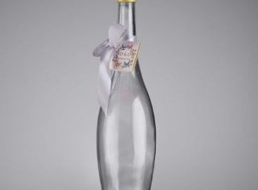 sticla pentru nunta